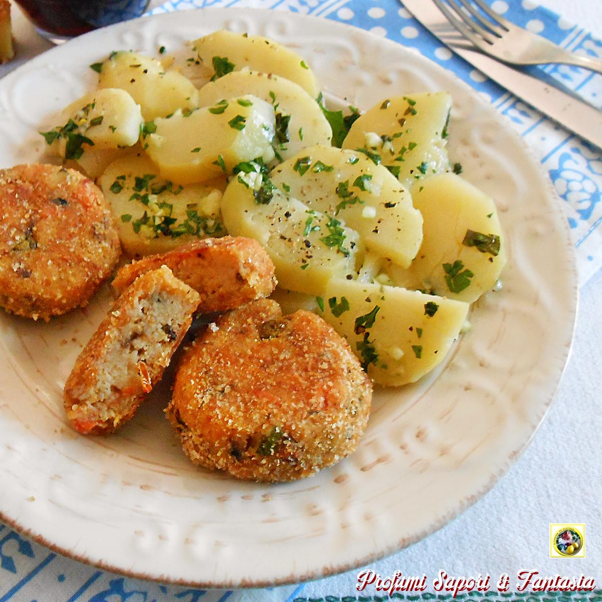 Polpette vegetariane al forno ricetta leggera e gustosa for Ricette leggere