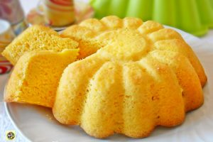 Torta light senza zucchero e senza grassi