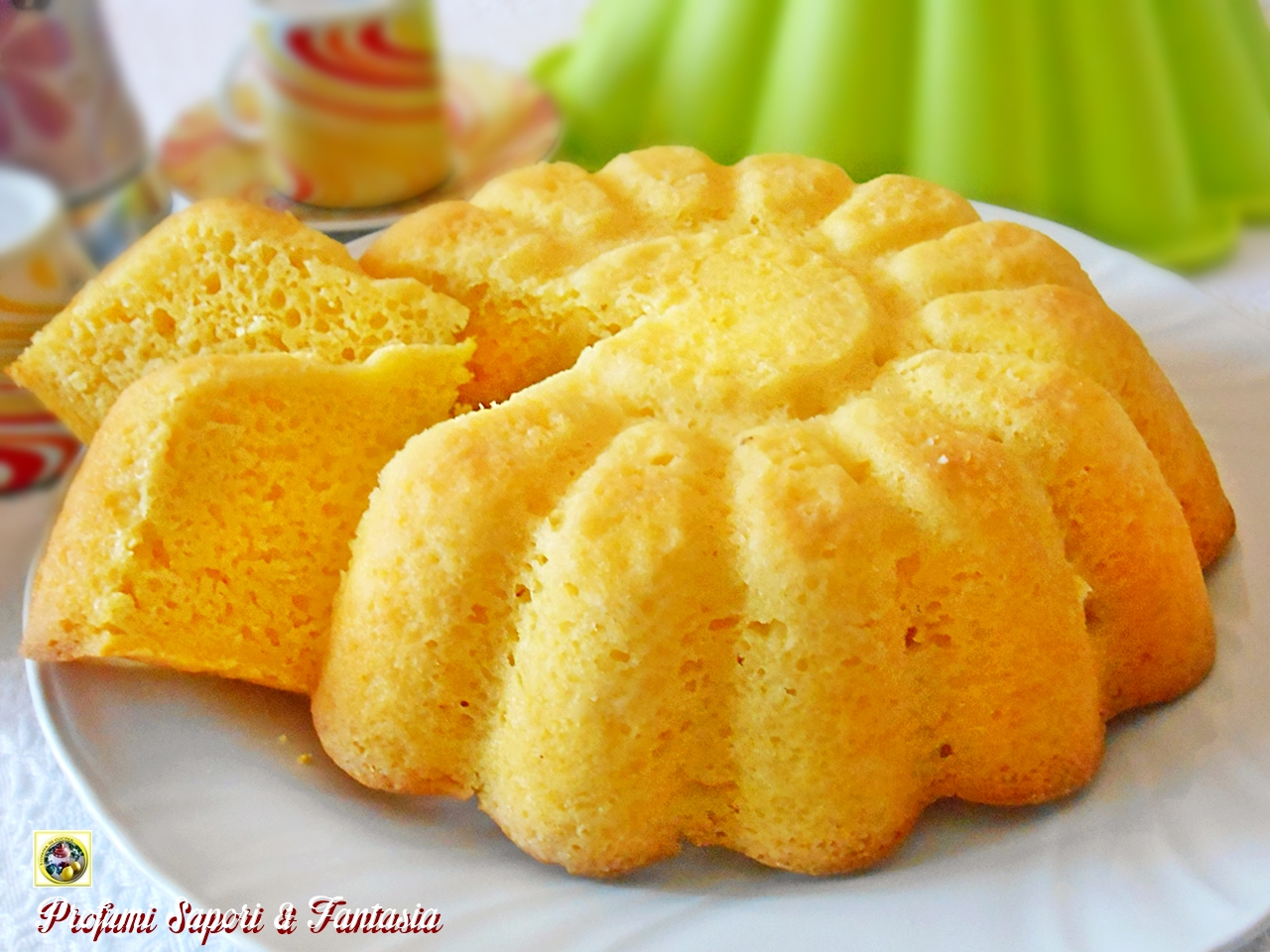 Super Torta light senza zucchero e senza grassi semplice e golosa LY19