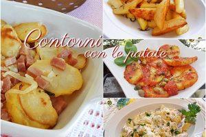 Contorni con le patate ricette facili