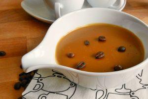 Crema pasticcera ricetta al caffe'