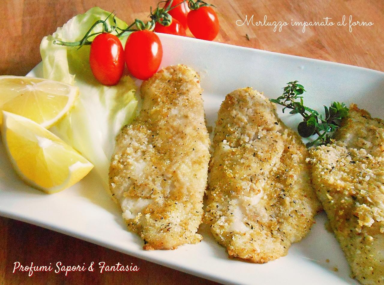 Merluzzo impanato al forno ricetta leggera facile e saporita for Casa del merluzzo