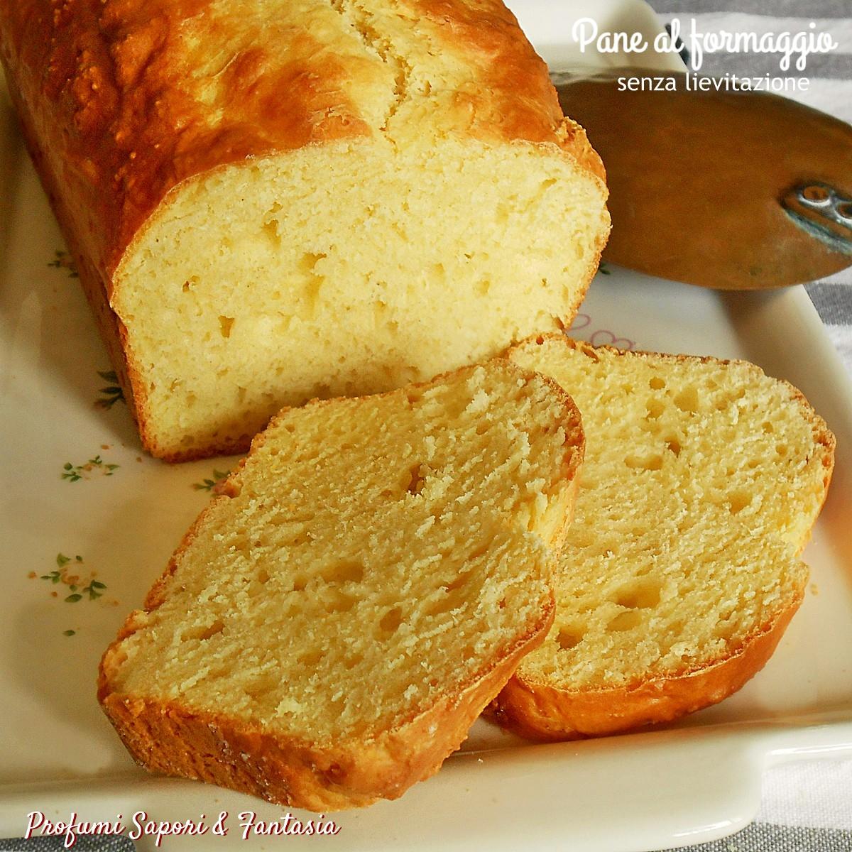 Pane al formaggio grande