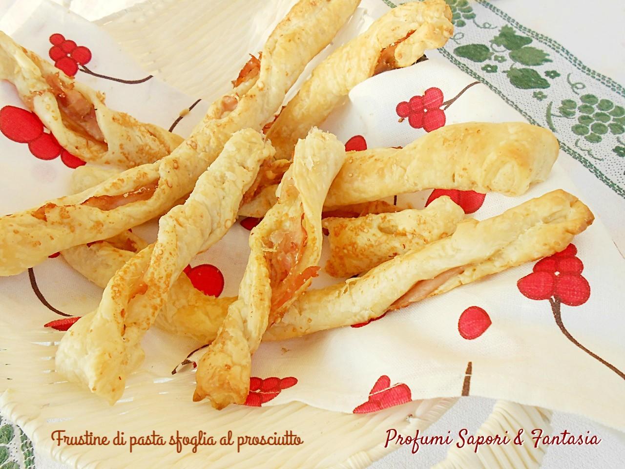 Frustine di pasta sfoglia al prosciutto2
