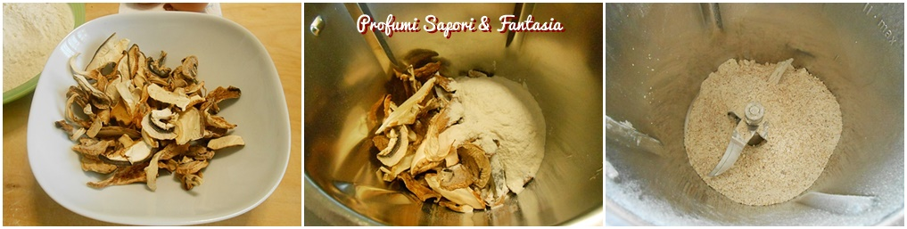pasta fresca ai funghi porcini secchi