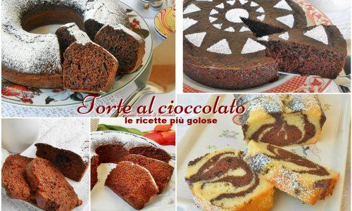 Torte al cioccolato, le ricette più golose