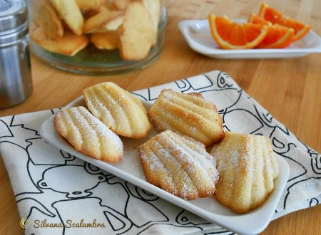 Madeleine al profumo di arancia