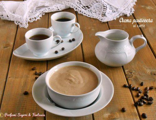 Crema pasticcera al caffe'