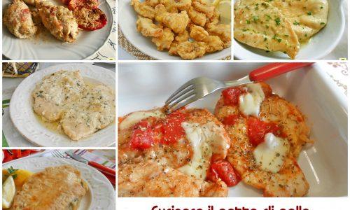 Cucinare il petto di pollo ricette facili