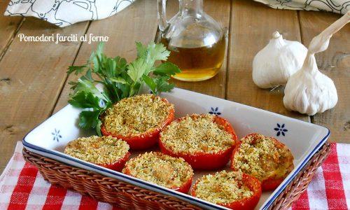 Pomodori farciti al forno