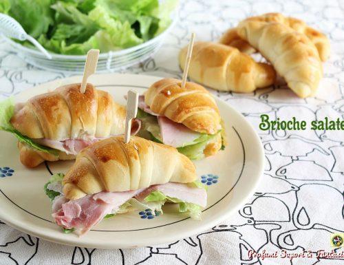 Brioche salate