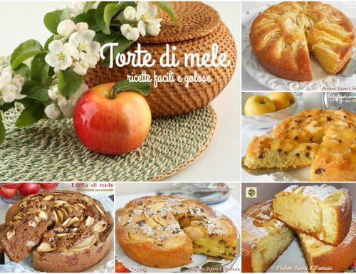 Torte di mele ricette facili e golose
