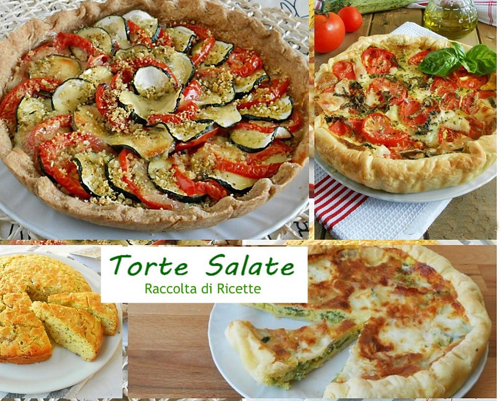torte salate raccolta di ricette