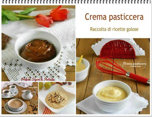 Crema pasticcera ricette facili e golose