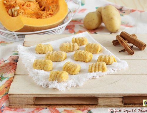 Gnocchi di zucca e patate ricetta base