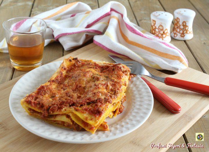 Lasagne al forno saporite 2