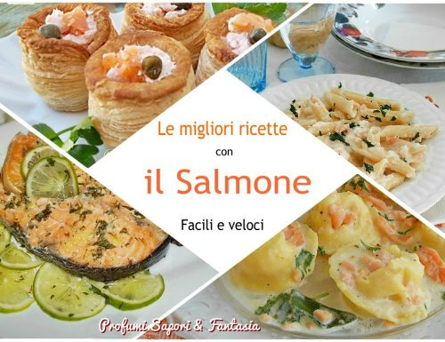 Le migliori ricette con il salmone facili e veloci