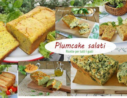 Plumcake salati ricette per tutti i gusti