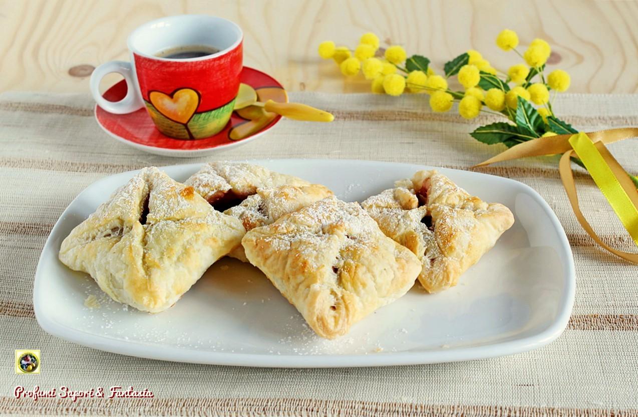 Fagottini Di Pasta Sfoglia Con Marmellata Profumi Sapori Fantasia