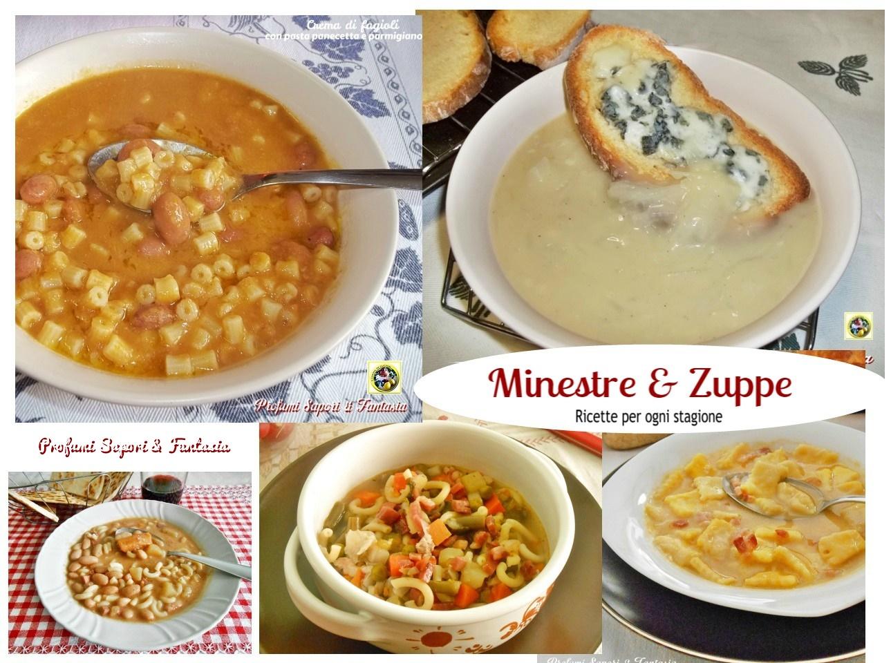 Minestre e zuppe ricette