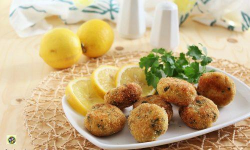 Polpette di pesce e patate buone facili e veloci
