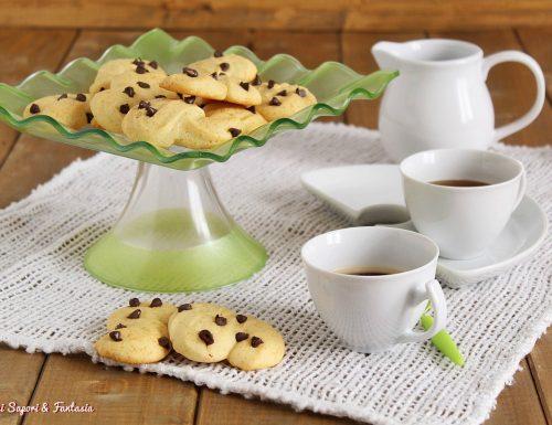 Biscotti con farina di riso latte e panna