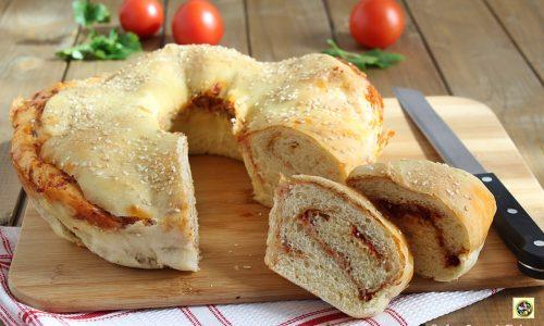 Pane alla pizzaiola