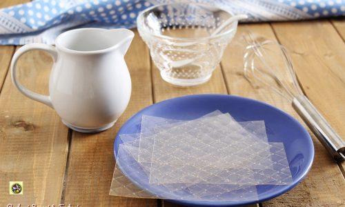 Come utilizzare la gelatina in fogli o colla di pesce