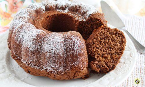 Torta di cioccolato e cocco soffice e golosa