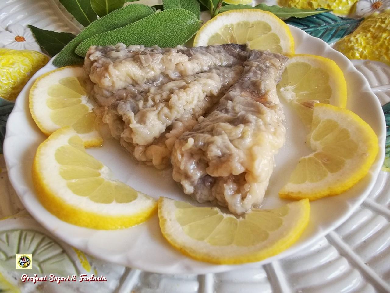 Pesce fritto marinato