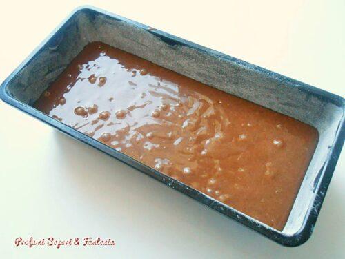 Plumcak con cioccolato al latte