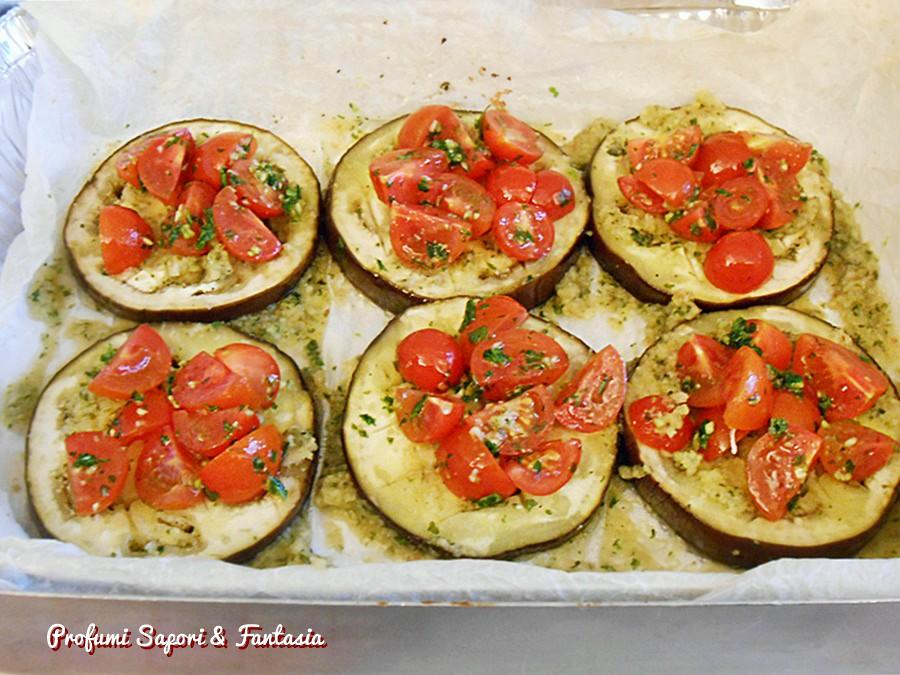 melanzane al cartoccio