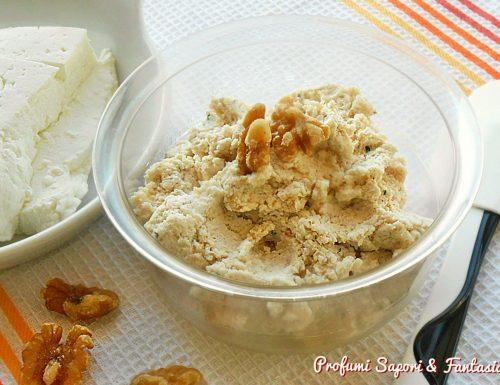 Ripieno per ravioli ricotta noci e parmigiano