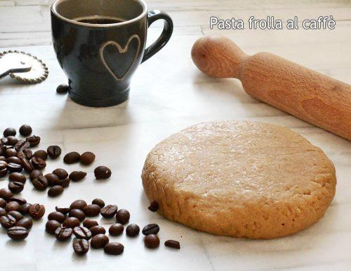 Pasta frolla al caffè