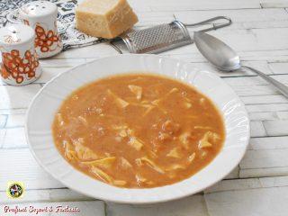 minestra con prosciutto fagioli e ceci
