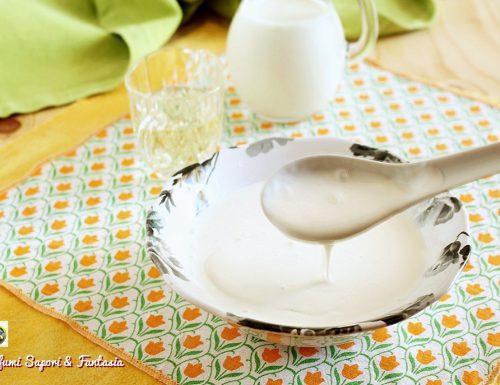 Come fare la panna da cucina in casa