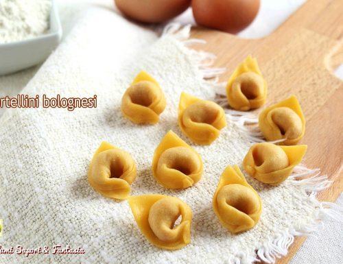 Tortellini bolognesi ricetta base