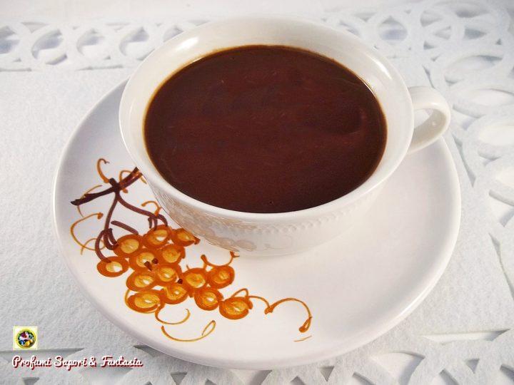 preparato per cioccolata calda si