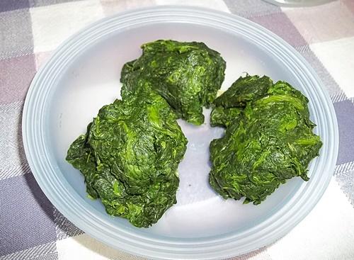 ricotta e spinaci ripieno per pasta fresca