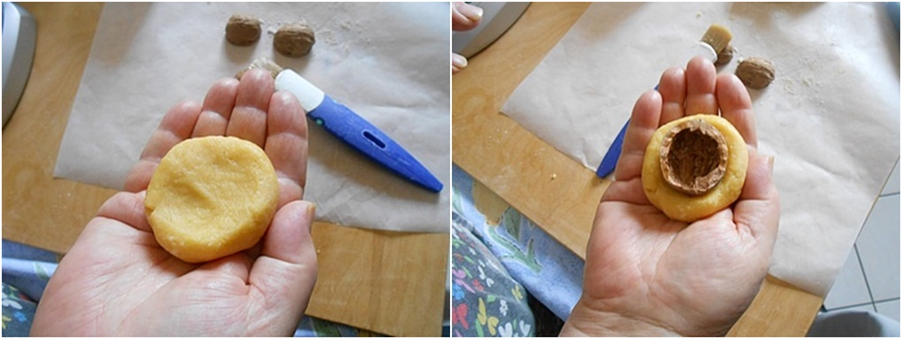 come fare i biscotti per le pesche dolci
