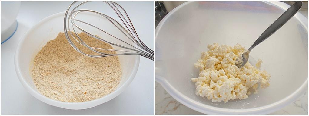 gnocchi con farina integrale e ricotta