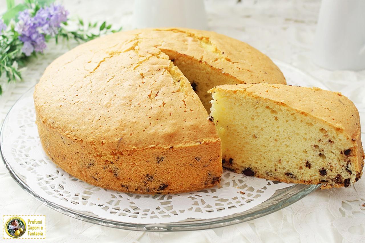 torta soffice al Grand Marnier