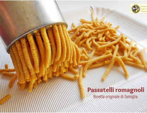 Passatelli romagnoli ricetta originale di famiglia
