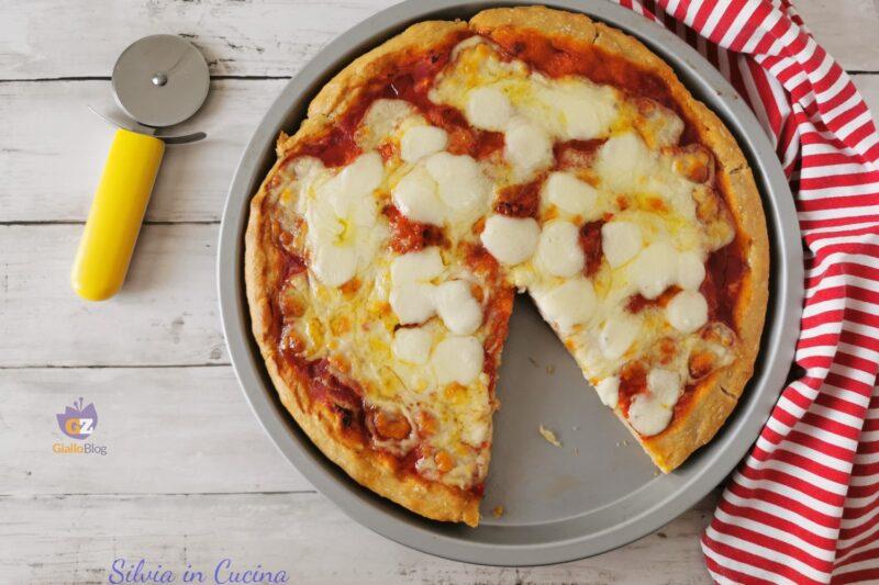 New York Pizza Bimby alta e filante