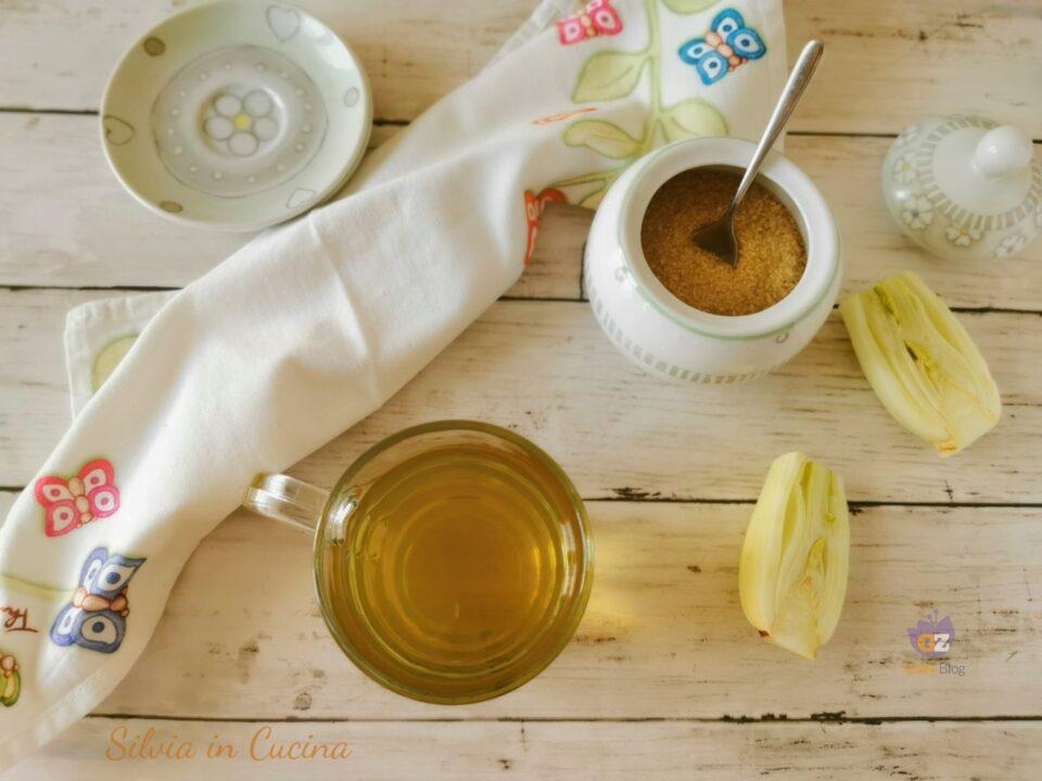 Tisana Bimby finocchio limone e cannella