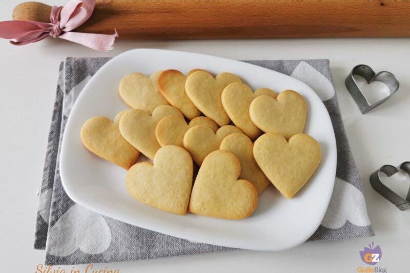 Biscotti Bimby al burro salato perfetti