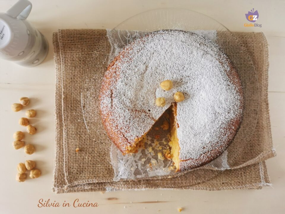 Torta Bimby di nocciole (ricetta originale)