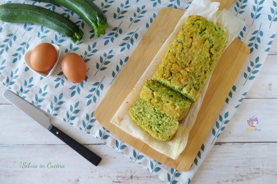 Polpettone Bimby di zucchine facile e veloce