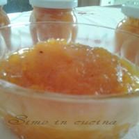 Marmellata di zucca gialla