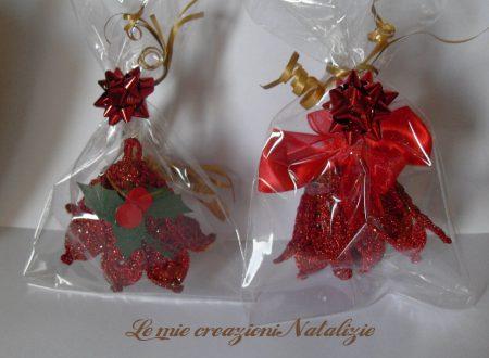 Campanelle natalizie uncinetto